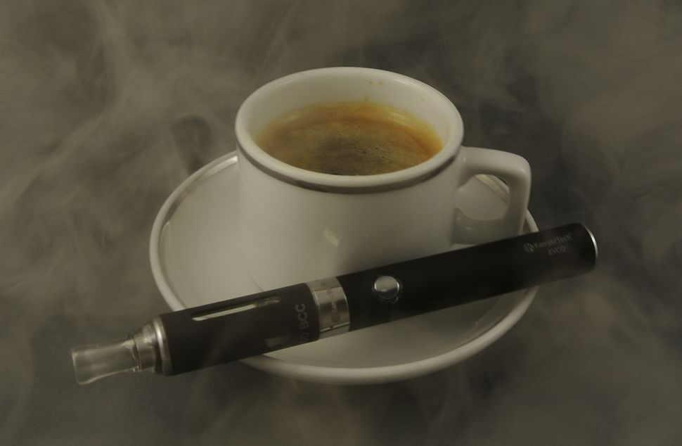 Koffein - E Zigarette