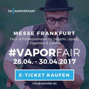 Vaporfair Frankfurt