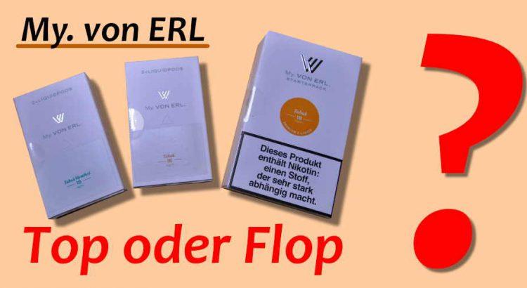 E-Zigarette My von Erl
