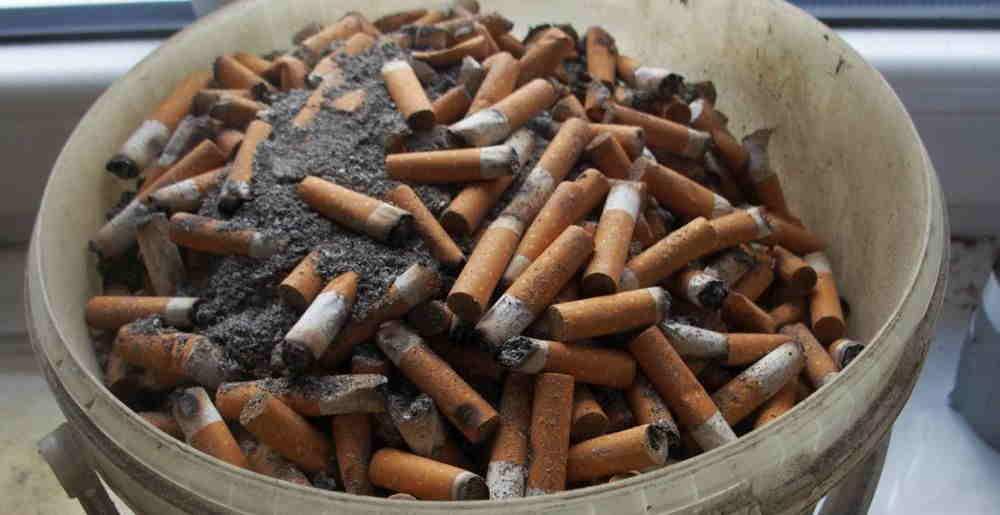 mit rauchen anfangen