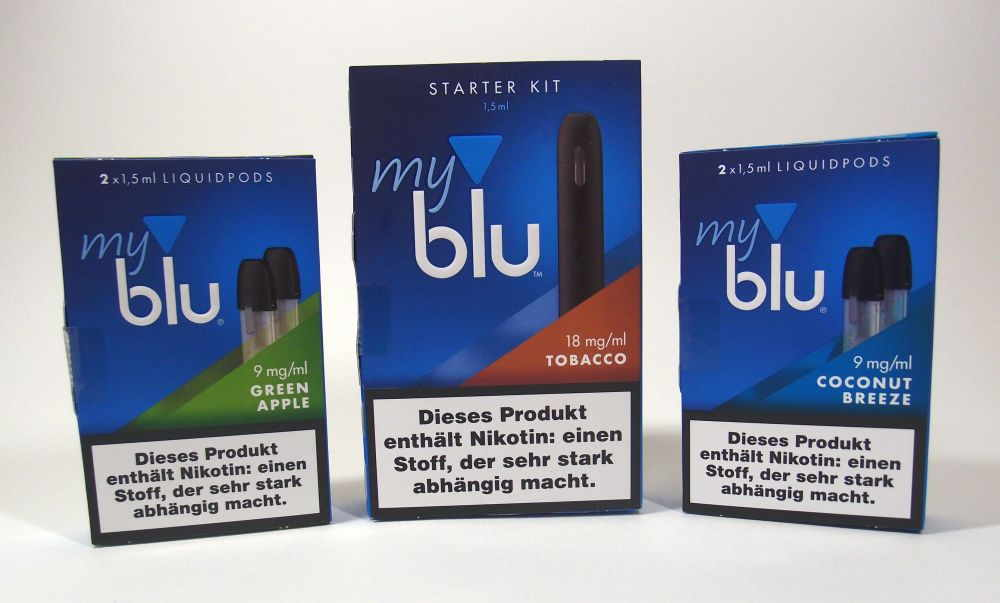E-Zigarette Myblu