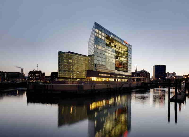 SPIEGEL-Gebäude | Copyright DER SPIEGEL/Noshe
