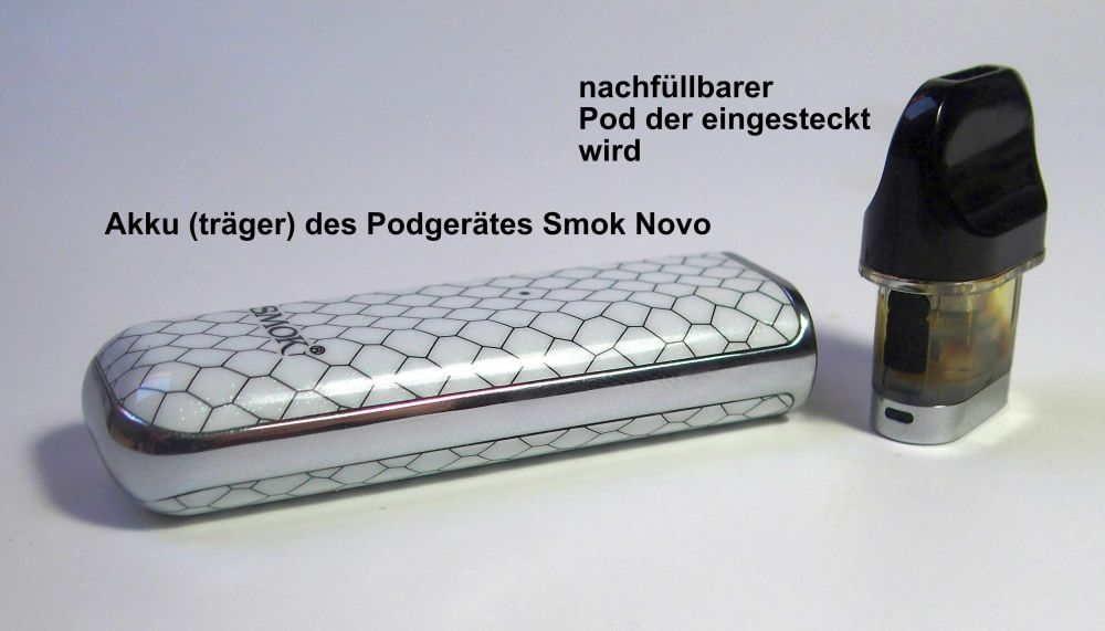 Pod E-Zigarette Smok Novo
