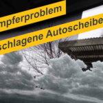 Autoscheiben beschlagen - 6 Tipps
